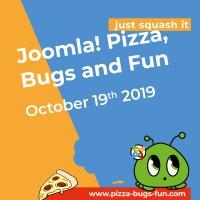 Joomla! Pizza, Bugs and Fun