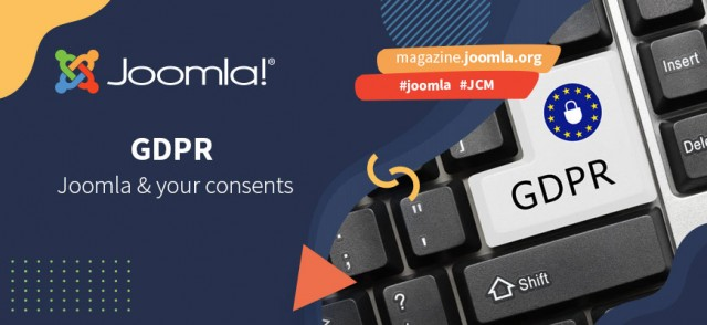 Joomla and your consents
